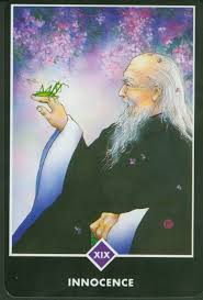 Artwork from Osho Tarot