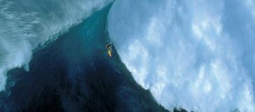 big wave front