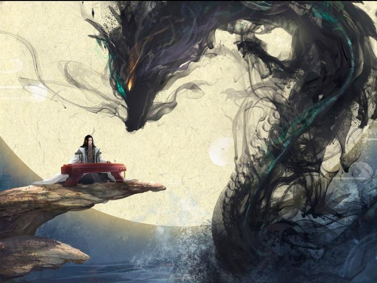 dragonB